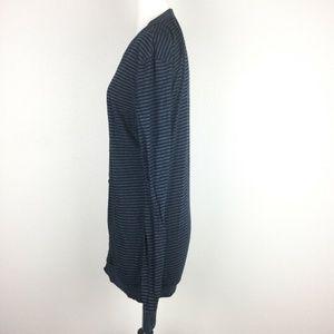 BDG Tops - BDG UO Long Cardigan Striped M